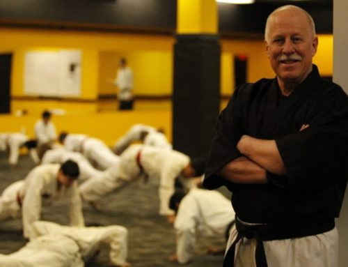 "Keith Hafner ""masters"" a lifelong dream of achieving Tae Kwon Do's highest honor"